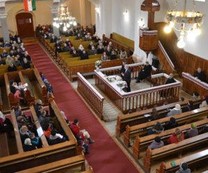 Ein paar Positionen der Kirche